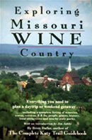 Exploring Missouri Wine Country Book Cover