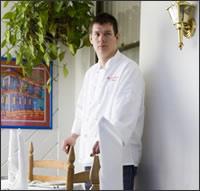 DeWayne Schaaf, executive chef at Celebrations